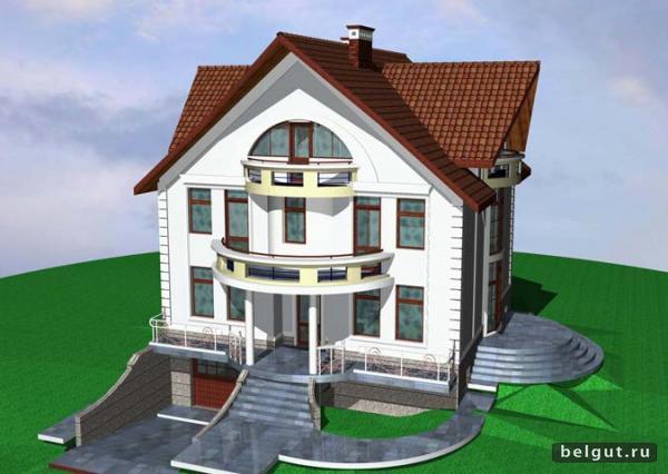 Отчет по практике архитектора